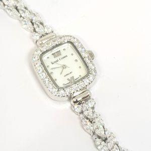 Silver Stone Watch
