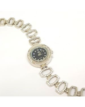 Silver Casual Watch