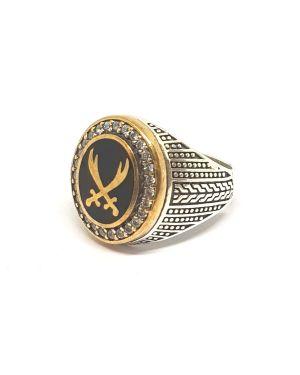 Silver Royal Ring