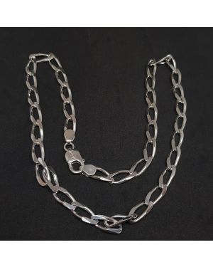 SILVER INDIAN DESIGN HEAVY CHAIN